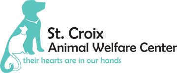 St. Croix Animal Welfare Center Logo